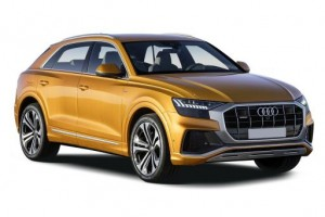 Audi Q8 Estate 50 TDI Quattro S Line Tiptronic 5dr Automatic [GL] on flexible vehicle lease