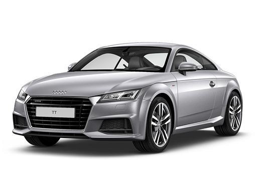 Audi TT Coupe 2.0 TFSI S Line 2dr Automatic