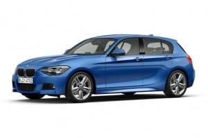 BMW 1 Series Hatchback 116d SE Business [Nav/Servotronic] [2+5] 5dr Manual