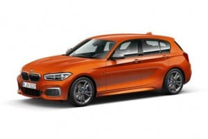 BMW 1 Series Hatchback M140i Shadow Edition Step Auto 5dr Automatic [GL] on flexible vehicle lease