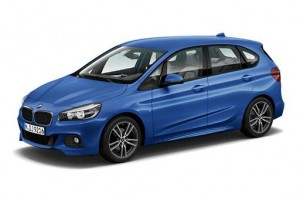 BMW 2 Series Active Tourer 225xe M Sport Plugin Hybrid 5dr Automatic on flexible vehicle lease