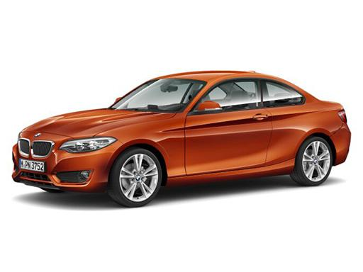 BMW 2 Series Coupe 220d M Sport 2dr Manual