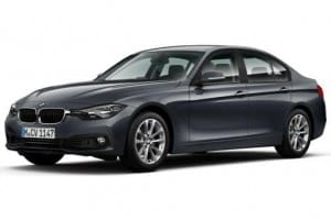 BMW 3 Series Saloon 320i M Sport Step 4dr Automatic on flexible vehicle lease