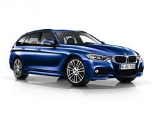BMW 3 Series Touring 335d xDrive M Sport 5dr Automatic