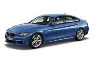 BMW 4 Series Gran Coupe 420i M Sport 4dr Automatic [GL] on flexible vehicle lease