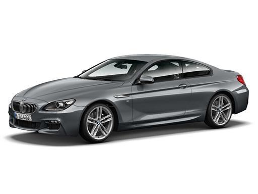 BMW 6 Series Coupe 640d M Sport 2dr Automatic