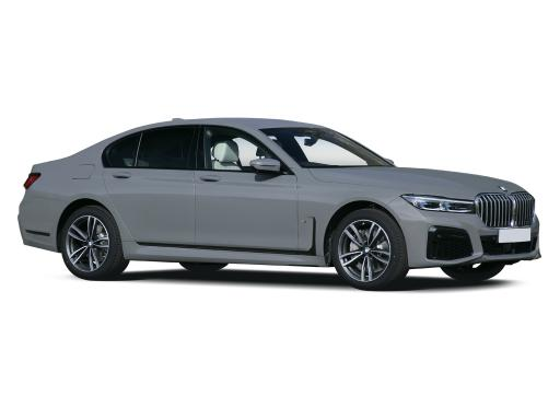 BMW 7 Series Saloon 740le xDrive M Sport 4dr Automatic