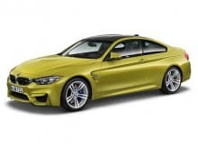 BMW M4 Coupe M4 DCT 2dr Automatic