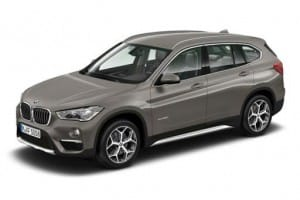 BMW X1 Estate sDrive 18i M Sport Step Auto [6m] 5dr Automatic