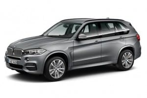 BMW X5 Estate xDrive 40d M Sport Step 5dr Automatic on flexible vehicle lease