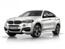 BMW X6 Estate xDrive 30d M Sport Edition 5dr Automatic [GL]