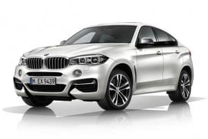 BMW X6 Estate xDrive 30d M Sport Edition 5dr Automatic [GL] on flexible vehicle lease