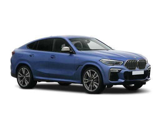 BMW X6 Estate xDrive 40d M Sport 5dr Automatic
