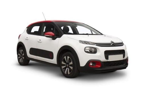 Citroen C3 Hatchback on 10 month short term lease