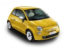 Fiat 500 Hatchback 1.2 Lounge Dualogic [CVC] 3dr Automatic