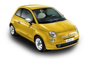 Fiat 500 Hatchback 1.2 Lounge 3dr Manual