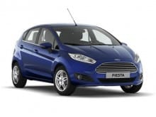Ford Fiesta Hatchback 1.0 EcoBoost Zetec Navigation 5dr Manual