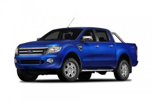 Ford Ranger Pickup Double Cab Wildtrack 3.2 TDCi 200 4dr Automatic [GL] on flexible vehicle lease