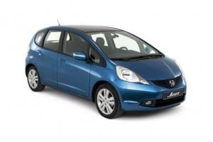 Honda Jazz Hatchback 1.3 i-VTEC SE Navi CVT 5dr Automatic [LC]