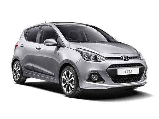 Hyundai i10 Hatchback on 12 month short term lease