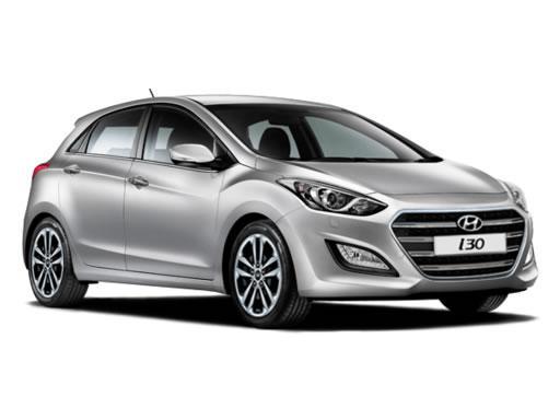 Hyundai i30 Hatchback on 6 month short term lease