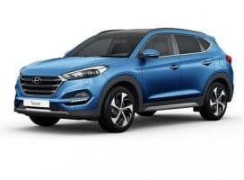 Hyundai Tucson Estate 1.6 Gdi 132ps 2WD [5m] 5dr Manual