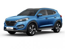Hyundai Tucson Estate on 5 month short term lease