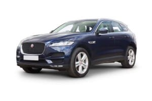 Jaguar F-Pace Estate 2.0d [163] R-Sport 4dr Automatic on flexible vehicle lease