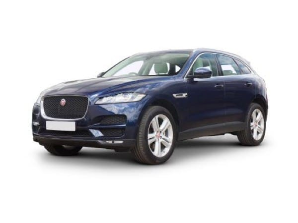 Jaguar F-Pace Estate 2.0d [163] R-Sport 4dr Automatic