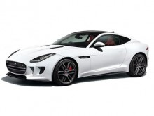 Jaguar F-Type Coupe 3.0 [380] 2dr Automatic