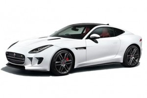 Jaguar F-Type Coupe 3.0 [380] 2dr Automatic on flexible vehicle lease