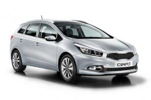 Kia Optima Sportswagon 1.7 CRDi ISG '3' 5dr Manual