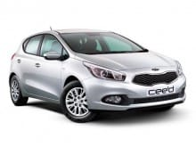 Kia Ceed Hatchback 1.6 CRDi ISG 3 5dr Manual