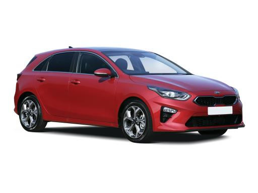 Kia Cee'd Hatchback on 6 month short term lease