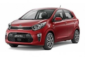 Kia Picanto Hatchback 1.25 X-Line 5dr Manual [LC]