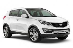Kia Sportage Estate 2 1.6 Gdi 130bgp ISG 5dr Manual on flexible vehicle lease