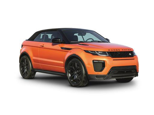 Land Rover Range Rover Evoque Convertible 2.0 TD4 HSE Dynamic 2dr Automatic