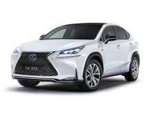 Lexus NX Estate 300h 2.5 Luxury CVT 5dr Automatic