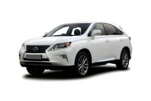 Lexus RX Estate 450h 3.5 CVT 5dr Automatic [SP]
