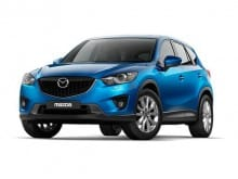 Mazda CX-5 Estate 2.2d SE-L Nav 5dr Manual