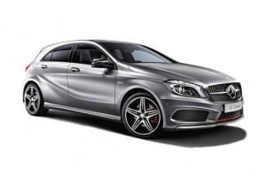 Mercedes-Benz A Class Hatchback A180d Sport 5dr Manual on flexible vehicle lease