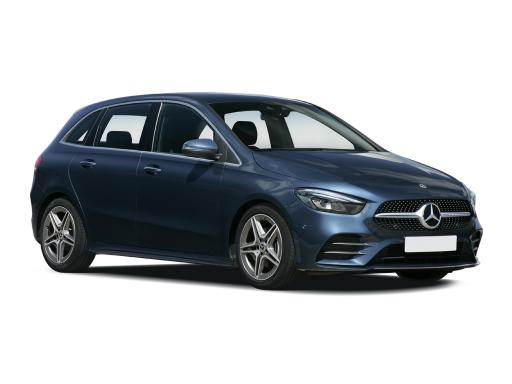 Mercedes-Benz B-Class Hatchback on 18 month short term lease