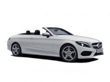 Mercedes-Benz C Class Cabriolet C200 AMG Line 9G-Tronic 5dr Automatic
