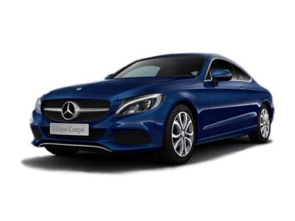 Mercedes-Benz C Class Coupe C220d AMG Line 2dr Automatic