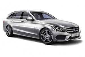 Mercedes-Benz C Class Estate C220d AMG Line 9G-Tronic [12m] 5dr Automatic