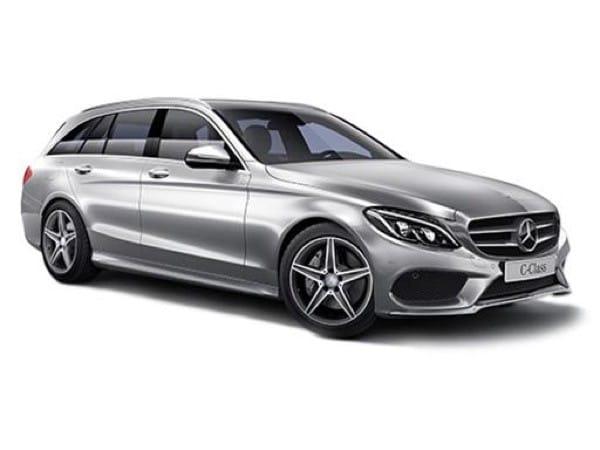 Mercedes-Benz C Class Estate on 12 month short term lease