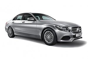 Mercedes-Benz C Class Saloon C200 AMG Line Premium 4dr Automatic on flexible vehicle lease
