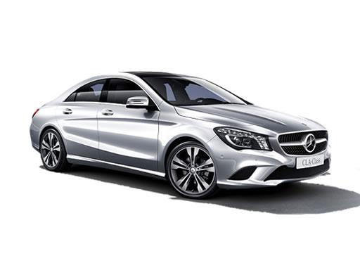 Mercedes-Benz CLA Class Coupe CLA 180d AMG ine 4dr Manual