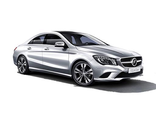 Mercedes-Benz CLA Class Coupe CLA220d AMG Line 4dr Automatic