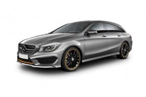 Mercedes-Benz CLA Shooting Brake CLA 200 AMG Line Edition 5dr Manual [GL] on flexible vehicle lease